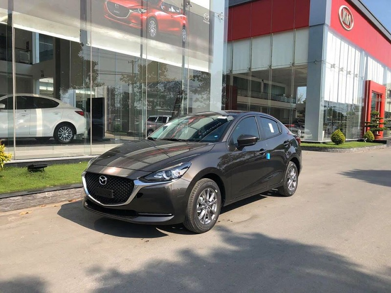 Xe Mazda 2 có thiết kế sang trọng
