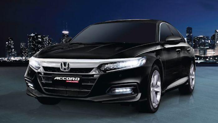Honda Accord All New có giá bán trong khoảng 1.319 - 1.329 triệu đồng