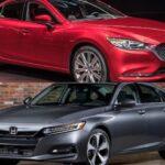 So sánh Mazda 6 và Honda Accord - Cuộc chiến không hồi kết