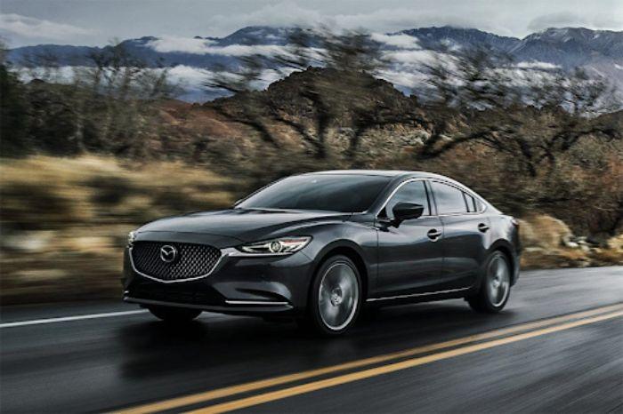 Động cơ của Mazda 6 tiết kiệm xăng nhờ công nghệ skyactiv