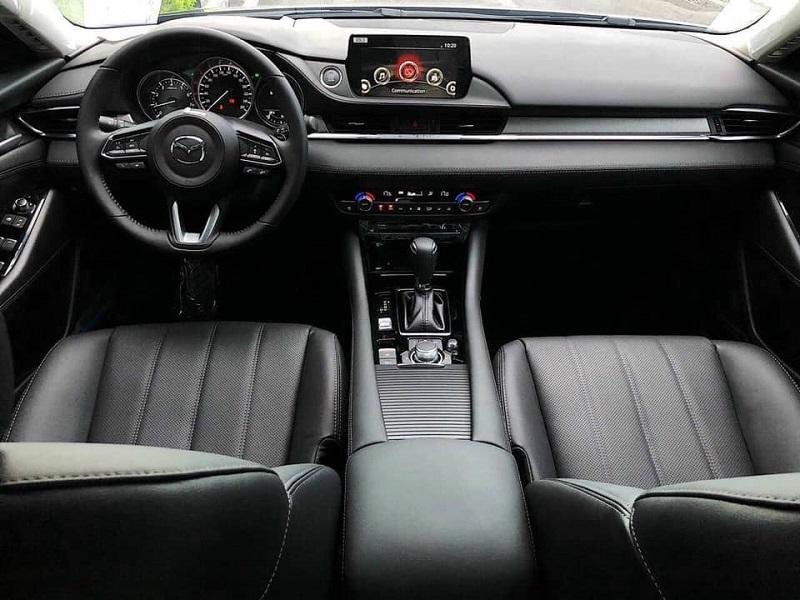Xe Mazda 6 có hệ thống báo chống trộm