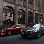 So sánh xe Mazda 6 và Nissan Teana - Chọn xe nào?