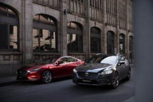 so sánh Mazda 6 và Nissan Teana