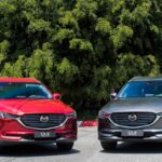 So sánh xe Mazda CX5 và Mazda CX8 - Chọn xe Mazda 5 hay 7 chỗ?