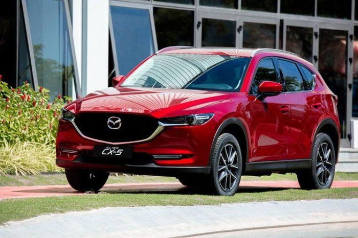Giá bán của dòng xe Mazda CX5 sẽ nằm ở mức khoảng 1 tỷ