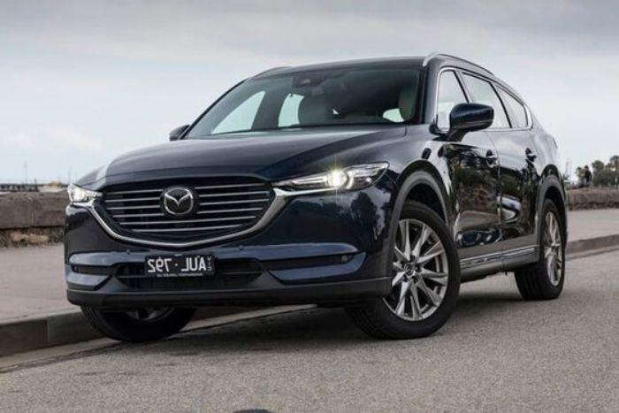 Dòng xe Mazda CX8 sẽ có giá đắt hơn