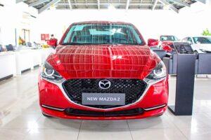 Thiết kế xe Mazda 2 Sedan Luxury tinh tế