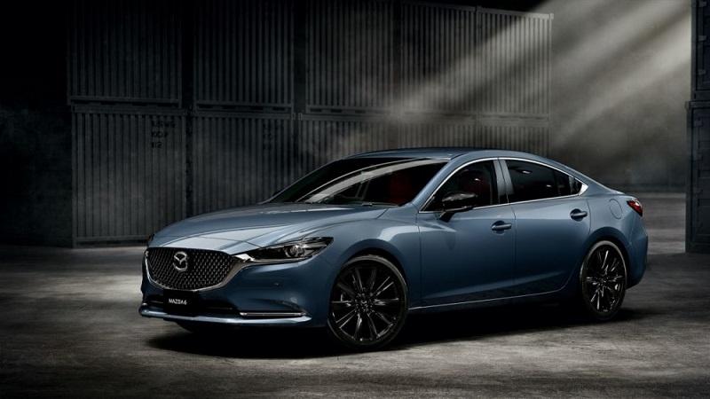 Mazda 6 là dòng xe sedan được nhiều người dùng yêu thích