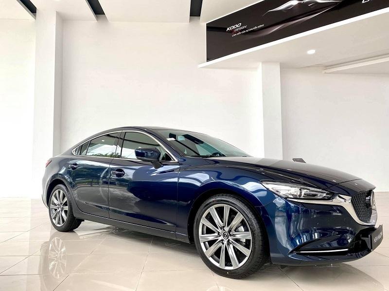 Mazda rất chú trọng việc thiết kế ngoại thất xe
