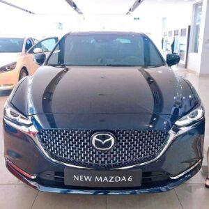 Trải nghiệm ấn tượng cùng Mazda 6