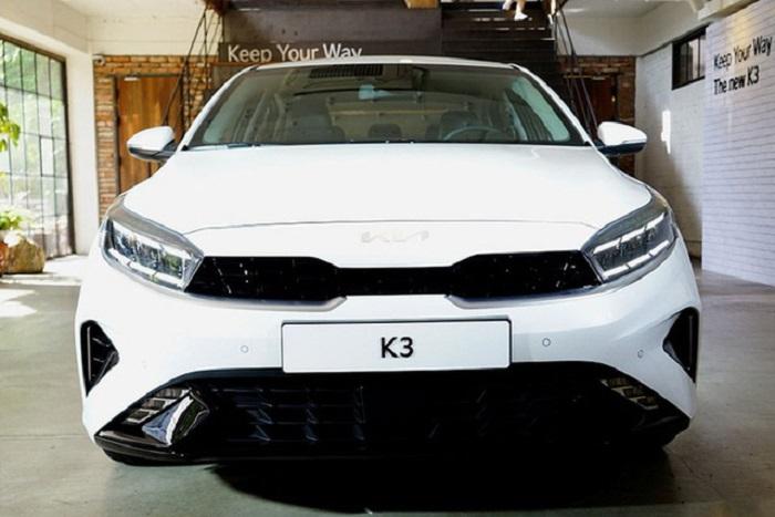 Kia K3 2022