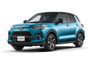 đánh giá Toyota Raize 2021
