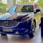 Giá lăn bánh xe Mazda CX8 2021 cập nhật tháng 9/2021