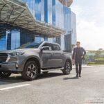 Giá lăn bánh xe Mazda BT50 2021 cập nhật mới tháng 9/2021