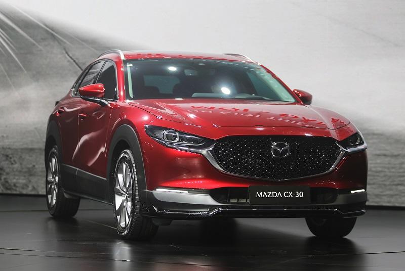 Các mẫu xe mới của Mazda năm 2021