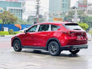 Mazda CX8 Deluxe Màu đỏ