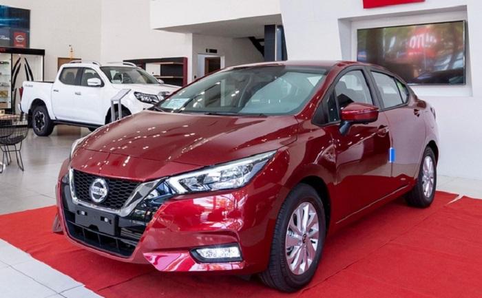 đánh giá Nissan Almera