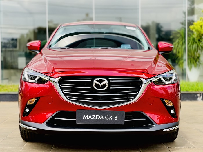 700 triệu nên mua Mazda CX-3 hay Kia seltos