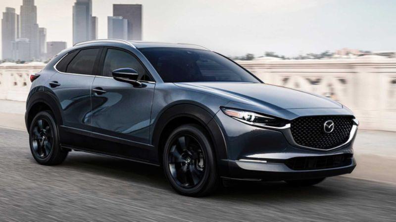 Hình 1: Thông tin xe Mazda CX-30 Luxury