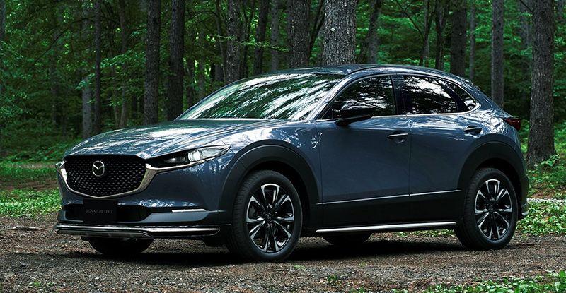 Hình 2: Giá bán xe Mazda CX-30