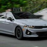 Đánh giá Kia K5 2021 cạnh tranh với Mazda 6, Camry, Lux A2.0