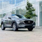 Tuyển tập ảnh Mazda CX5 2021 màu xám đẹp ngây ngất