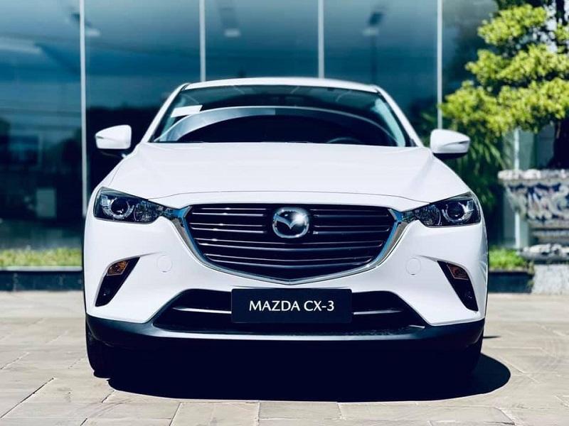 Đánh giá xe Mazda CX3 Deluxe