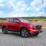 Chùm ảnh hot Mazda BT50 2021 màu đỏ đẹp ngây ngất trên phố