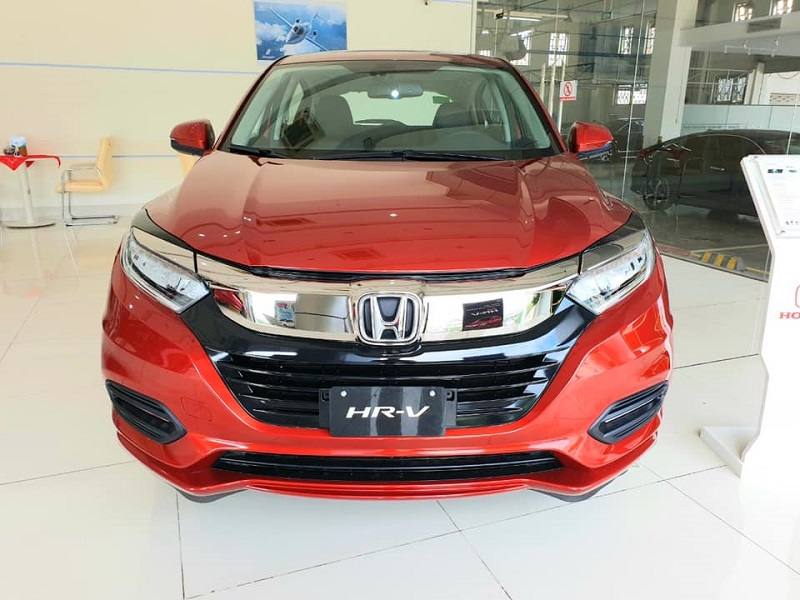 Honda HRV thuộc 4 mẫu SUV tiết kiệm nhiên liệu nhất năm 2021 tại Việt Nam