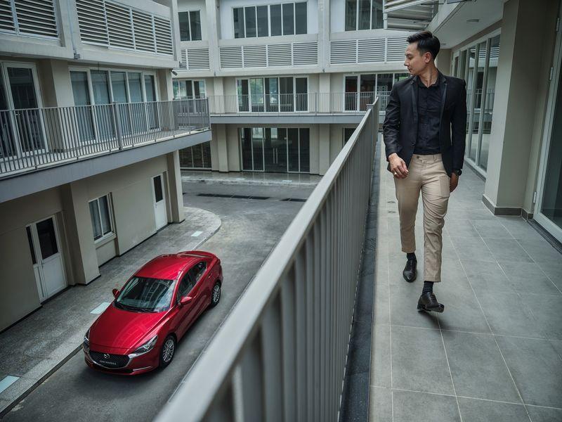 Nhược điểm Mazda 2 2021