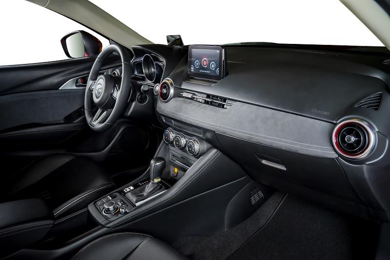 Thiết kế nội thất bên trong xe mang đến cảm giác dễ chịu, thoải mái